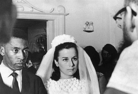 პელეს პირველი ქორწილი